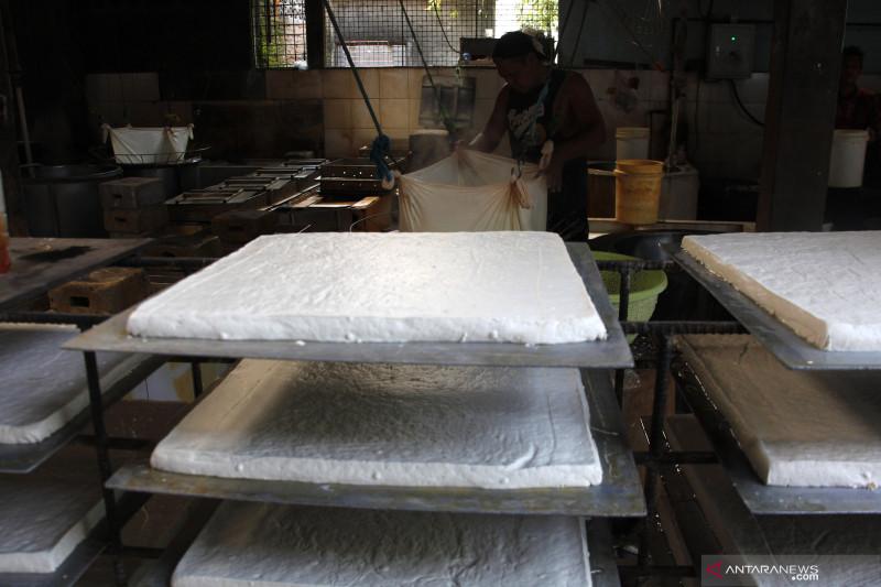 Kemendag berharap perajin tahu-tempe kembali bergairah produksi