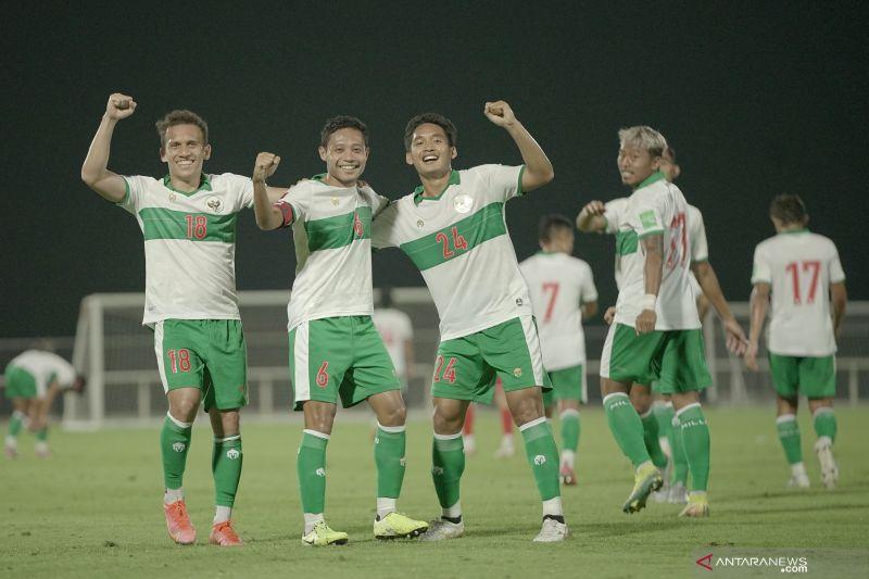 Thailand vs Indonesia, debut pelatih Shin Tae-yong dan upaya membasuh luka