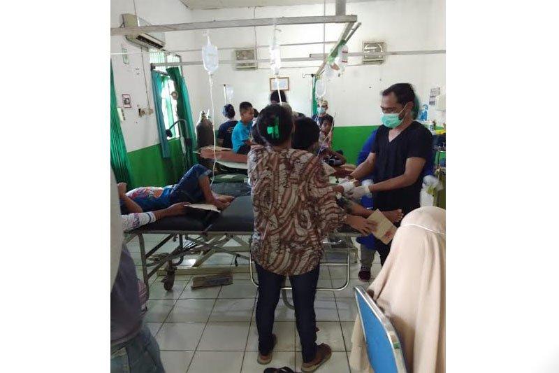 26 warga Barito Timur keracunan makanan pada resepsi pernikahan