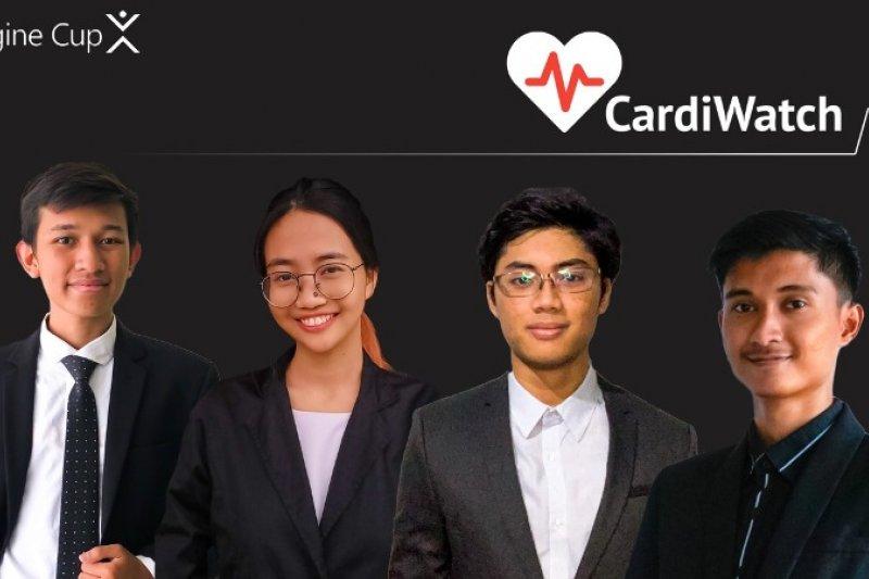 Mahasiswa Fasilkom UI kembangkan CardiWatch, aplikasi pemeriksa kesehatan jantung-kardiovaskular