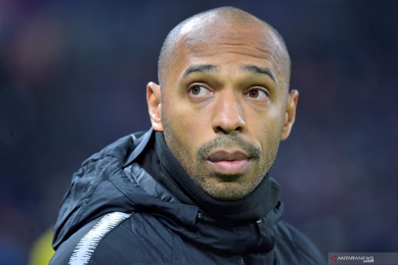 Thierry Henry kembali menjadi staf pelatih timnas Belgia untuk Euro 2020