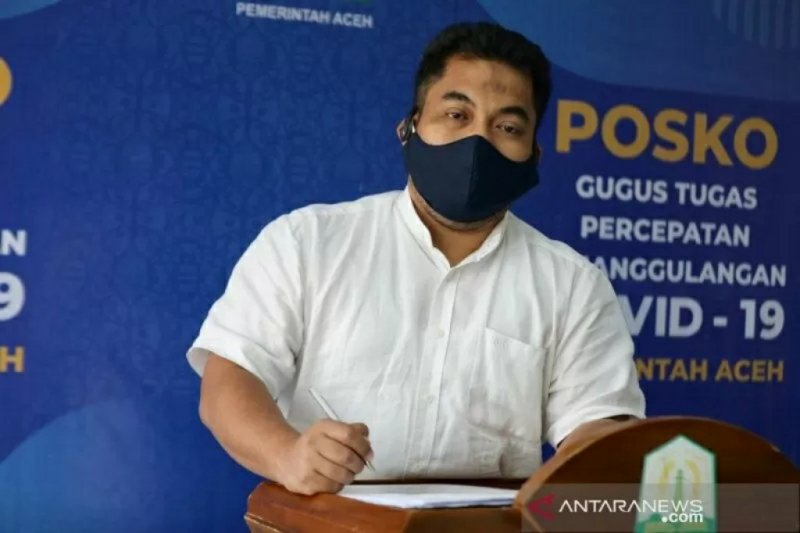 Gubernur Aceh Nova Iriansyah positif COVID-19