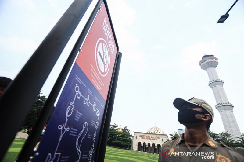 Dinkes Bandung sebut KTR momen sadari bahaya rokok saat pandemi COVID-19