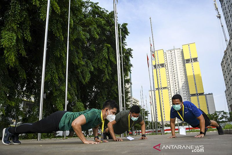 Pasien sembuh COVID-19 Indonesia bertambah 6.022 orang