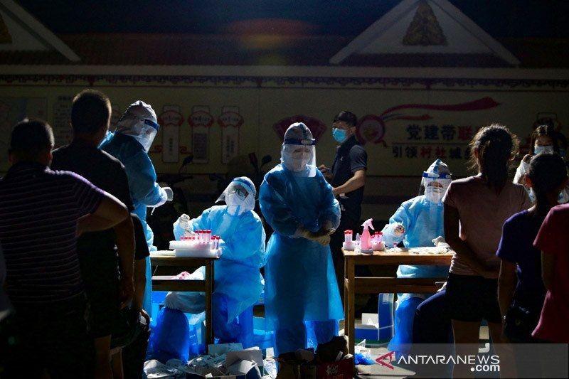 China catat 17 kasus baru COVID-19