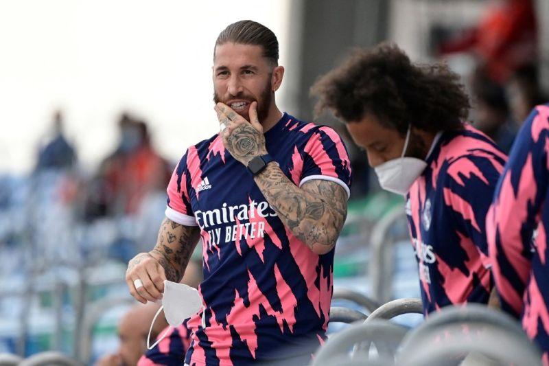 Manchester City siapkan kontrak dua tahun untuk Sergio Ramos