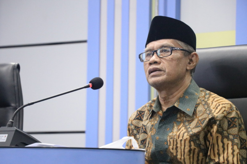 Ketua Umum PP Muhammadiyah: Jauhi politisasi Pancasila