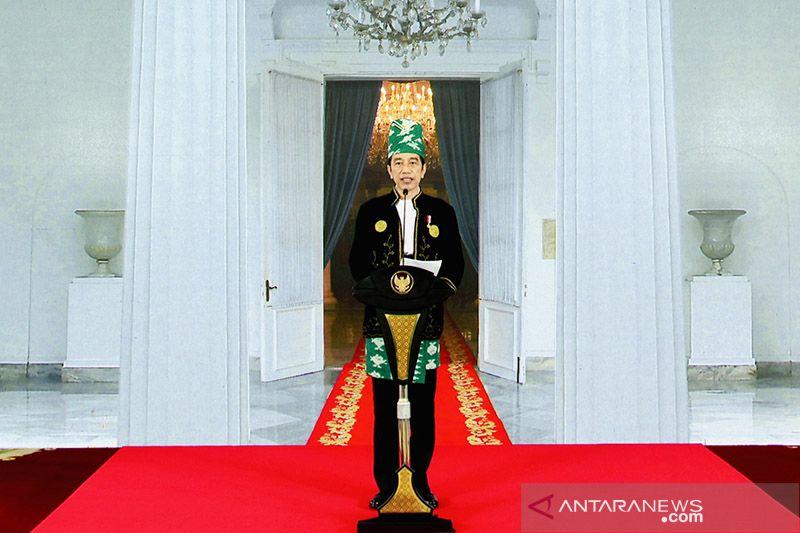 Presiden Jokowi terbitkan Perpres tentang Kementerian PANRB