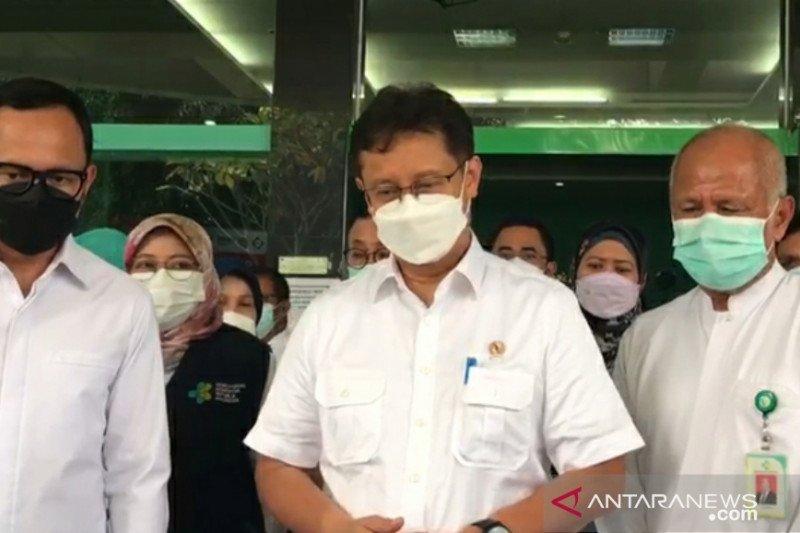 Menkes segera kirim lebih banyak vaksin ke Kota Bogor