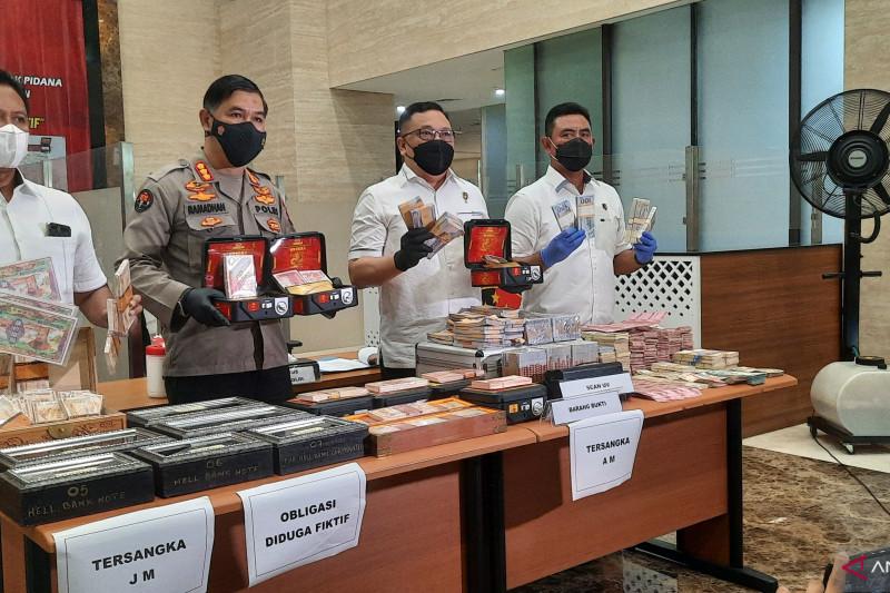 Penipu obligasi China diduga fiktif ditangkap di Cirebon