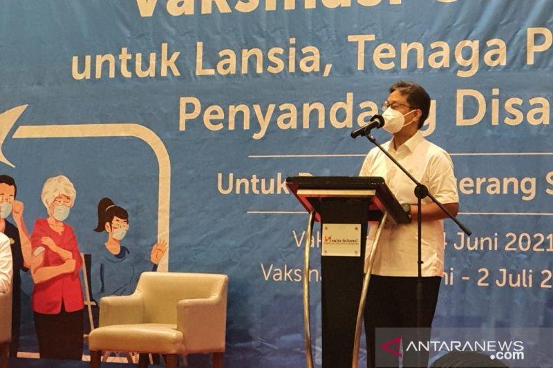 Menkes sebut izin Sinovac dari WHO bukti vaksin di Indonesia aman