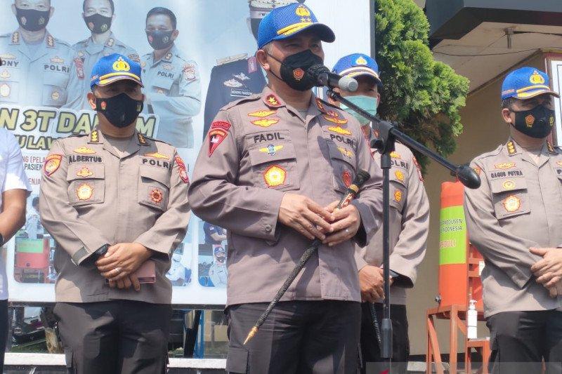 Kapolda: Tak ada siswa di SPN Lido Sukabumi terpapar COVID-19