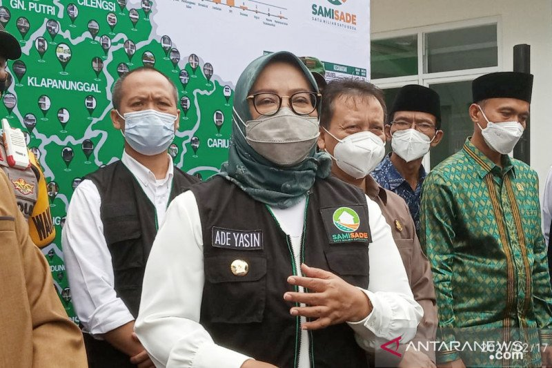 Pemkab Bogor latih kepala desa kelola keuangan