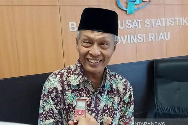 Emas penyebab inflasi di Riau pada Mei