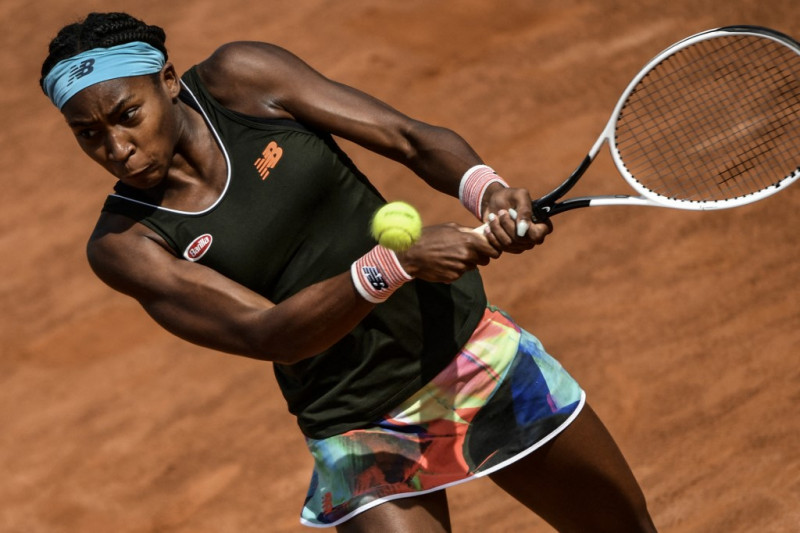 Venus-Gauff tumbang di French Open