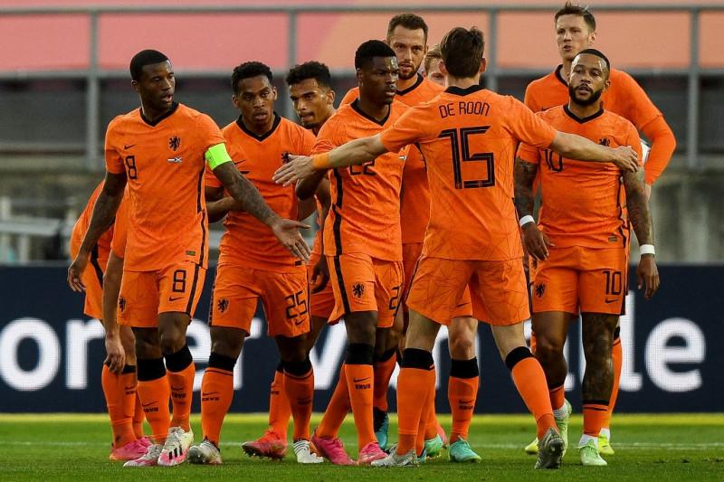 Belanda selamat dari kekalahan lawan Skotlandia