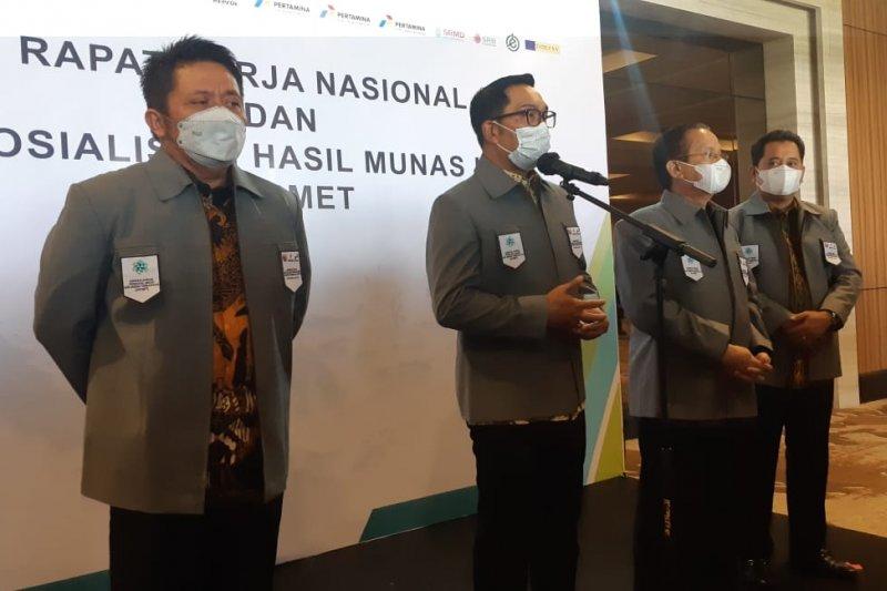 30 pegawai terinfeksi COVID-19, Gedung Sate ditutup