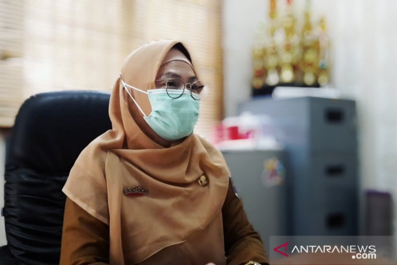Jumlah pasien COVID-19 Kota Metro bertambah 11, total menjadi 1.127 kasus