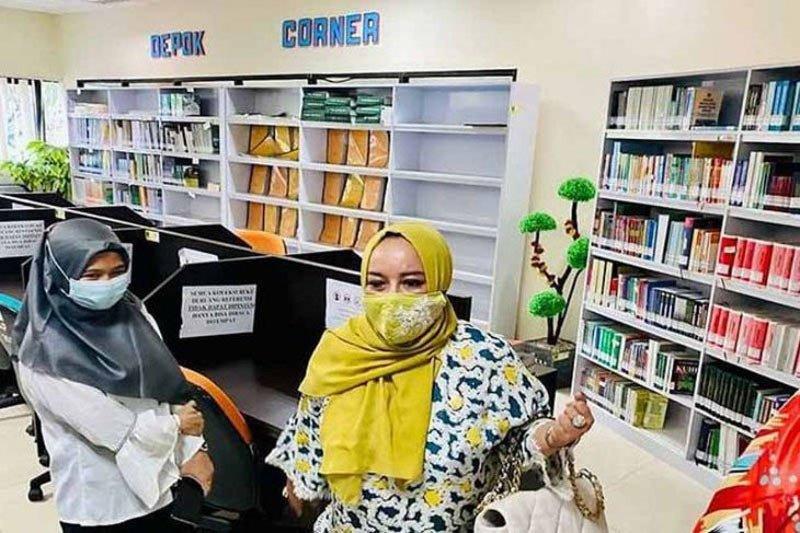 Kalteng perlu contoh pengelolaan perpustakaan di Depok