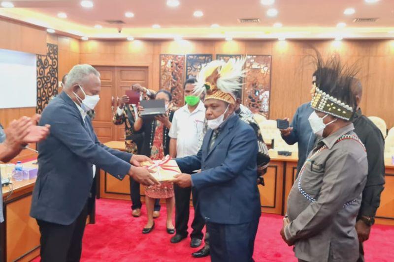 Pansus Papua inginkan revisi UU Otsus tak terbatas dua pasal