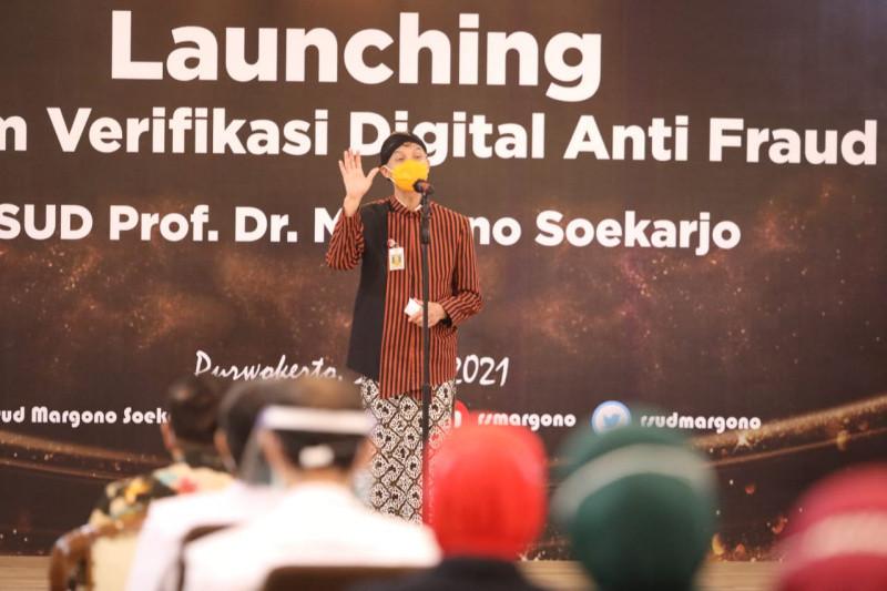 RSUD Margono Soekarjo Purwokerto luncurkan inovasi pelayanan BPJS Kesehatan