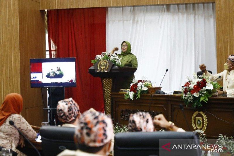 Bupati Bogor Ade Yasin janji fokus tata ibu kota dan desa
