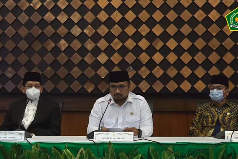 Indonesia resmi tak berangkatkan haji 2021