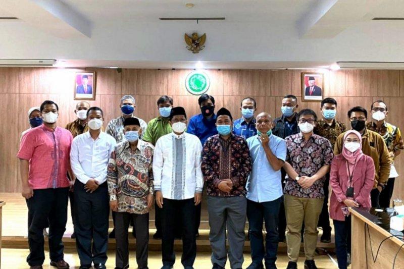 12 pegawai KPK yang gagal TWK mengadu ke MUI