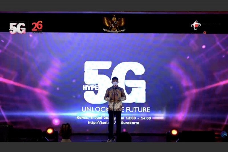 Kominfo minta manfaatkan jaringan internet 5G untuk hal positif