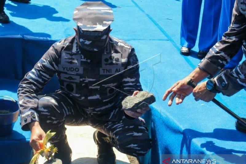 TNI AL bangun monumen kapal selam mengenang KRI Nanggala 402