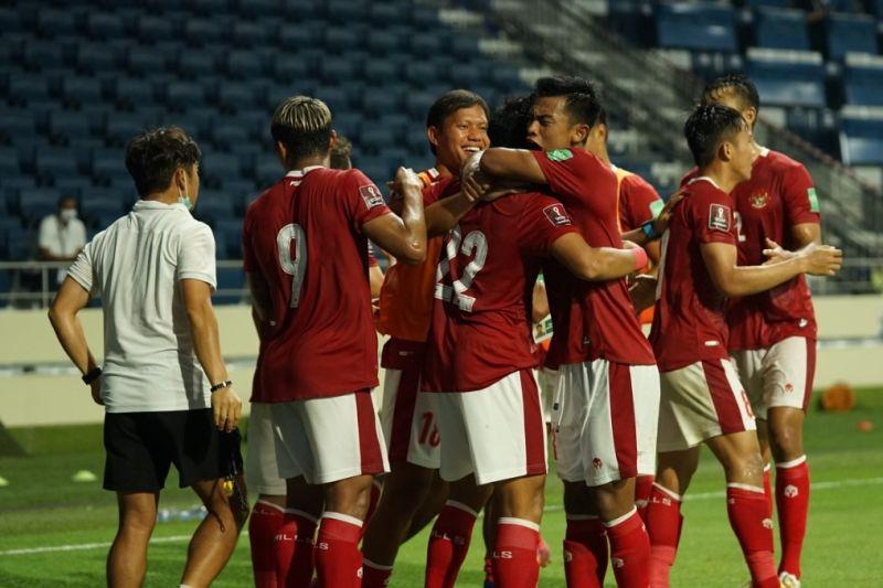 Indonesia vs Thailand imbang 2-2