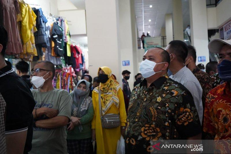 Ketua DPRD usul Blok F Pasar Kebon Kembang Kota Bogor dibuat lebih baik