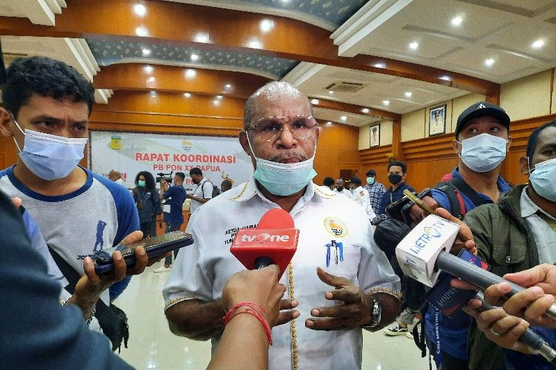 PB PON XX minta masyarakat Papua tidak terprovokasi polemik duta-ikon