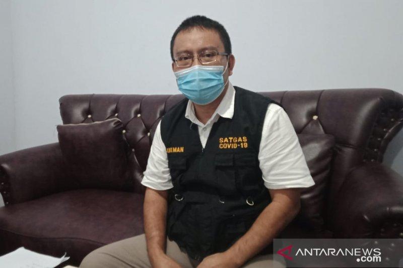 Jubir Satgas COVID sebut karyawan BUMN di Baubau meninggal bukan karena vaksinasi