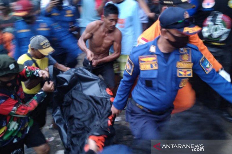 Seorang wisatawan yang hilang di perairan Garut ditemukan