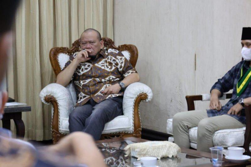 Ketua DPD RI minta pemda melakukan inovasi atasi kekeringan sawah di Kulon Progo