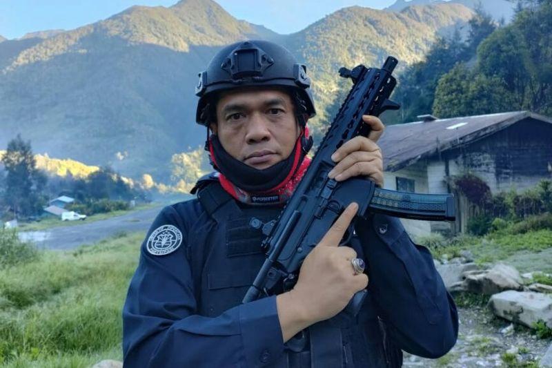KKB membantai satu keluarga di Eromaga Puncak Papua