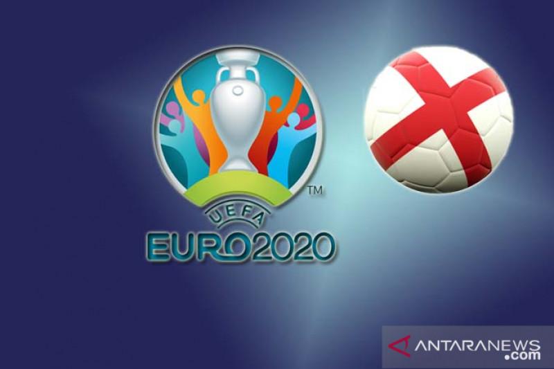 Berikut data dan fakta timnas Inggris yang akan berkompetisi di Euro 2020