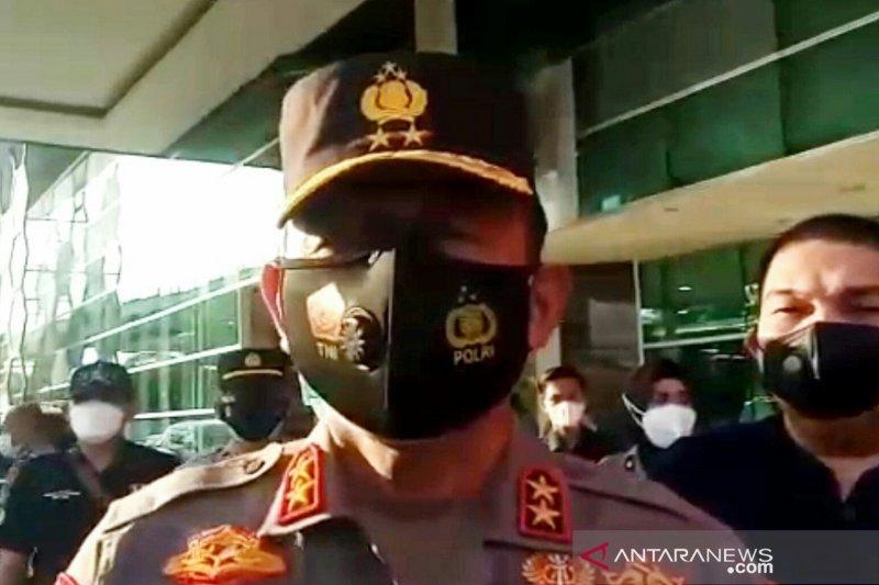 Polda Sumsel mendalami motif pelaku tusuk anggota Polantas Polrestabes Palembang