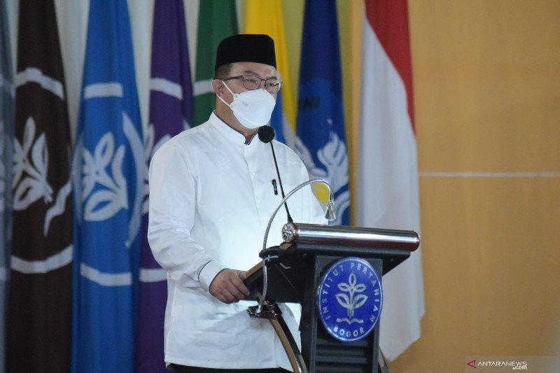 IPB hadirkan Quraish Shihab pada halal bihalal daring