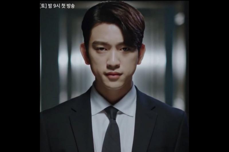 Jinyoung GOT7 tampil beda dalamdrama 'The Devil Judge'