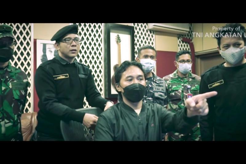 Noah dan TNI AL nyanyikan hymne kenang 40 hari gugurnya awak Nanggala 402