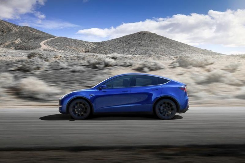 Tesla model Y jadi mobil impor terlaris di Korsel