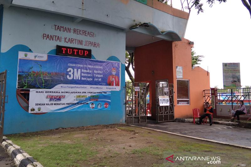Pemkab Jepara tutup seluruh objek wisata antisipasi kasus COVID-19