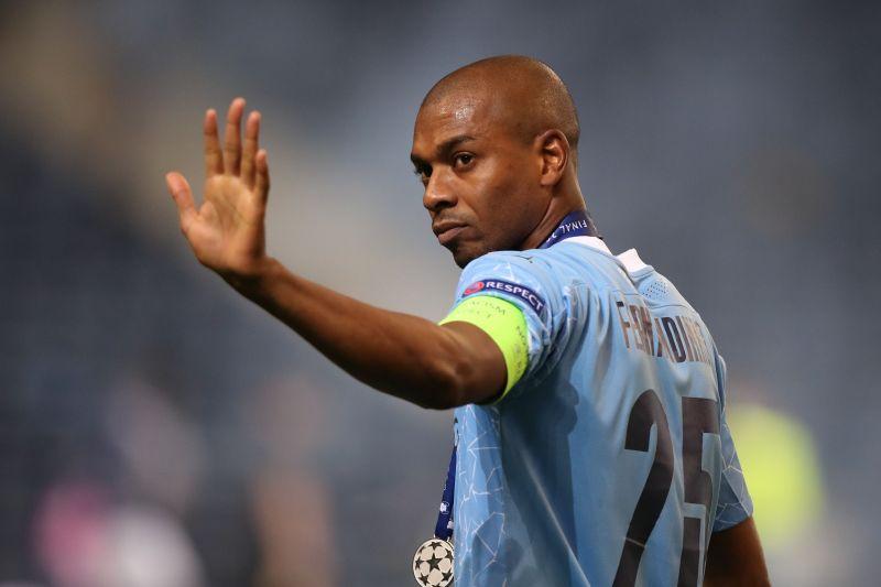 Fernandinho masuk daftar pemain yang bakal dilepas Manchester City