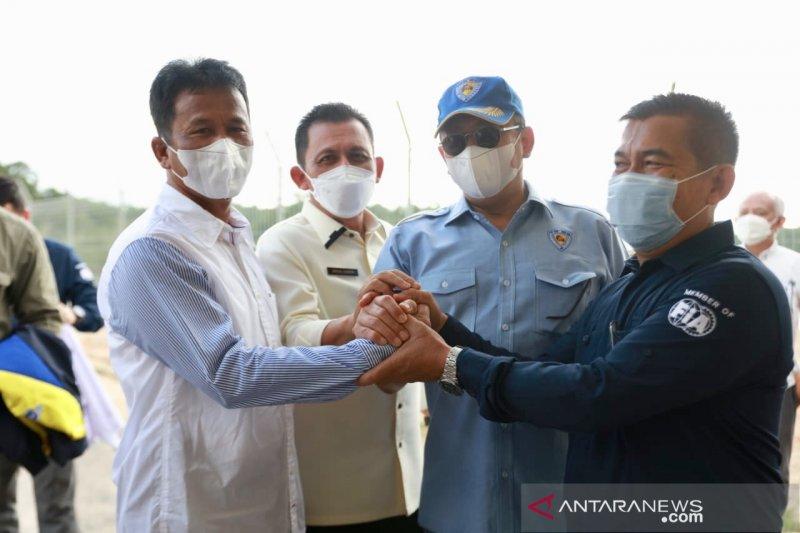 BP Batam dukung pembangunan sirkuit di Batam