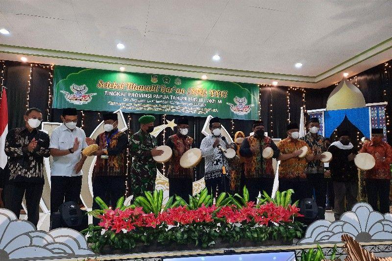 19 kafilah ikut Seleksi Tilawatil Quran XXVI Provinsi Papua