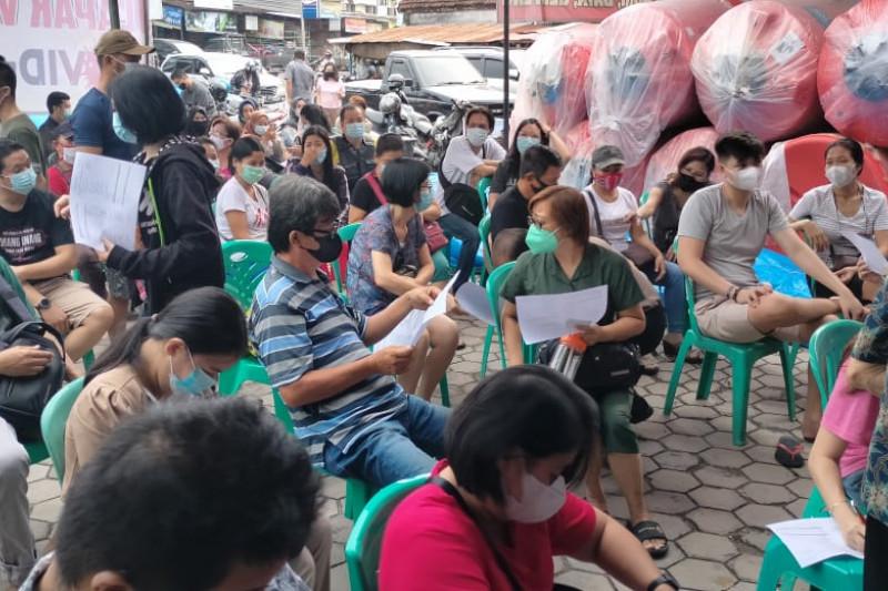 Pasien sembuh dari COVID-19 bertambah 4.241 orang, terinfeksi naik 6.594 orang