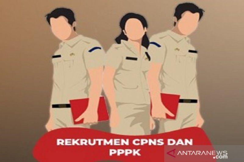 570 instansi pemerintah buka rekrutmen CASN 2021