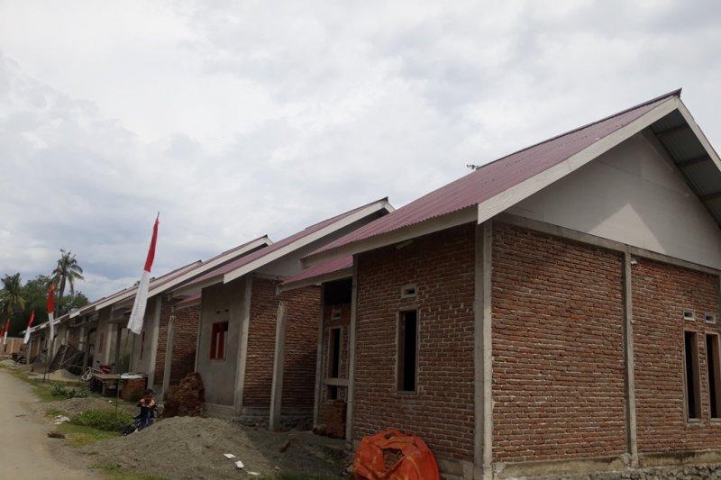 Bupati Donggala:  Penyintas gempa-tsunami segera tempati huntap